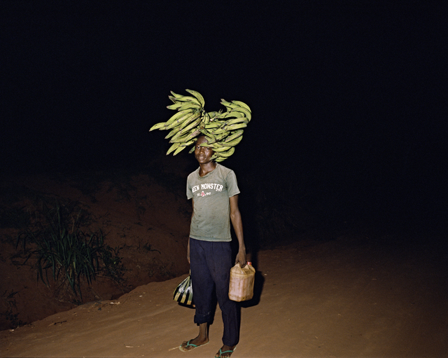, 'Walking Home on Some Road, Gemena DR Congo,' 2015, Rhona Hoffman Gallery