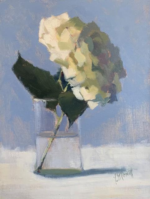 Lesley Powell, 'Hydrangea Looking Forward', 2019, Shain Gallery