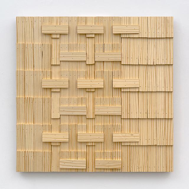 , 'talking stick mantra #9,' 2014, Cross Contemporary Art