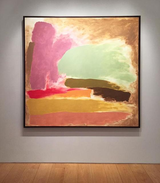 , 'Arapaho,' 1975, Leslie Feely