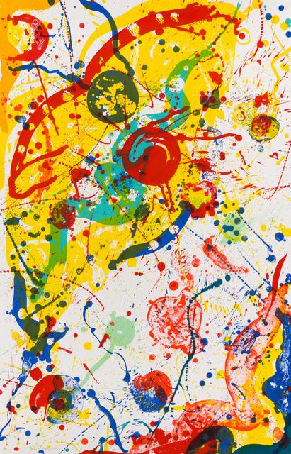 Sam Francis, 'Untitled (SF-340)', 1989, Christopher-Clark Fine Art