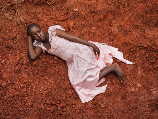 , 'Portrait #12, Rwanda,' 2015, Yossi Milo Gallery