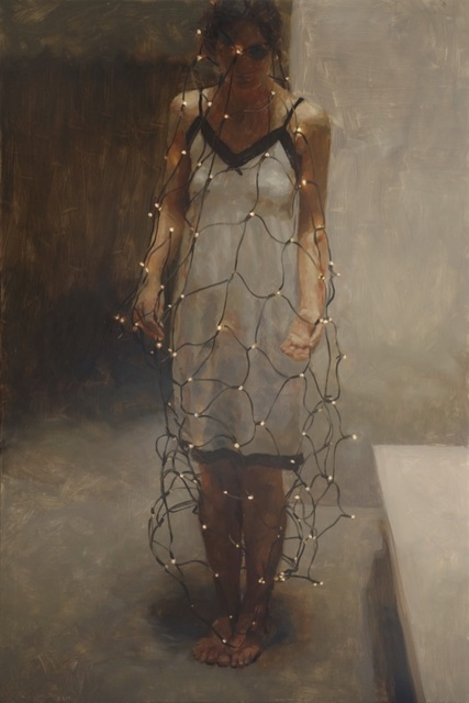 , 'Christmas woman,' 2018, Galeria Contrast