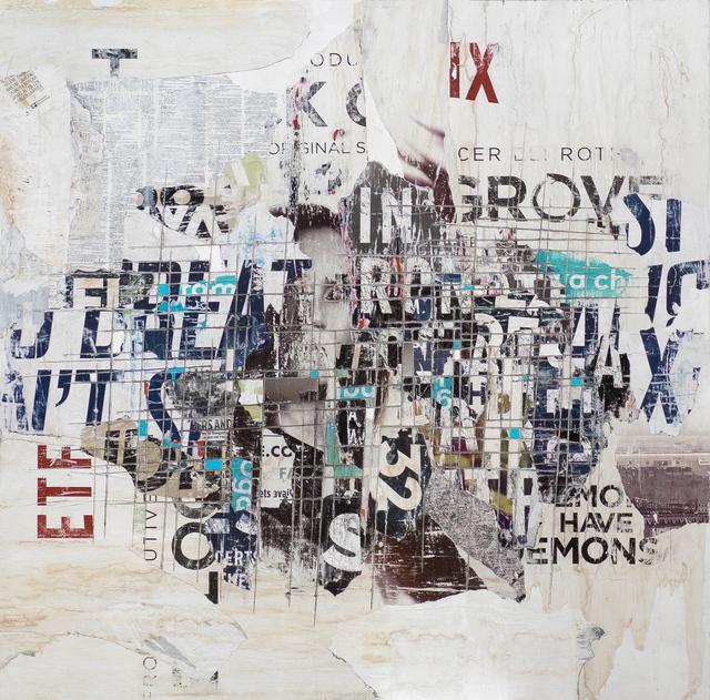 , 'Raygun,' 2016, Muriel Guépin Gallery