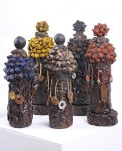 , 'The Four Directions Ensemble: a set of five vessels ,' , Zenith Gallery