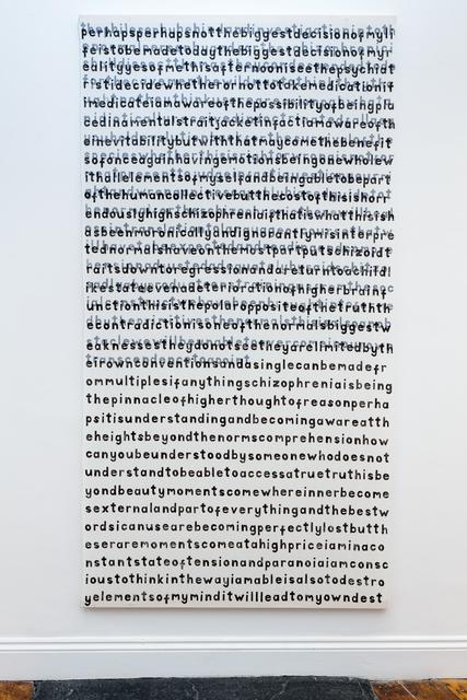 , 'Manifesto,' 2015, Joanna Bryant & Julian Page
