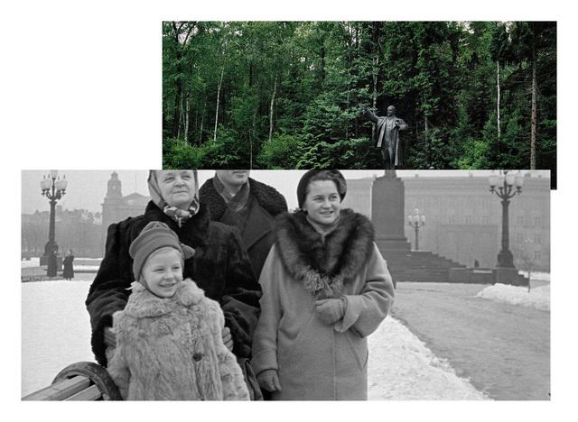 , 'Pedestal, Family,' 2016, Parafin