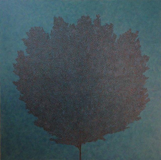 , 'New Dark Sea Fan,' 2009, Rebecca Hossack Art Gallery