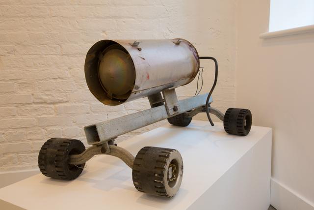 , 'Mars Rover 2,' 2019, Nonfinito Gallery