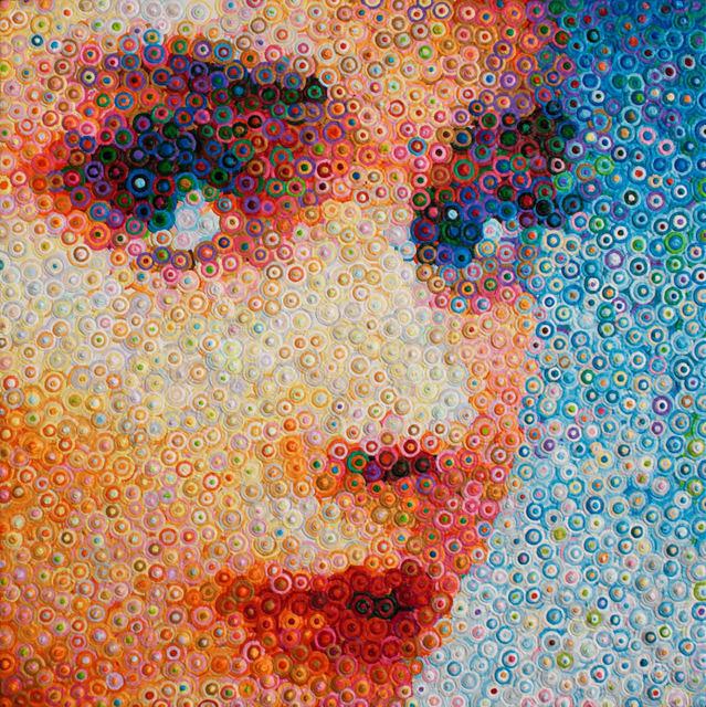 Gavin Rain, 'Audrey', 2018, Laura Rathe Fine Art