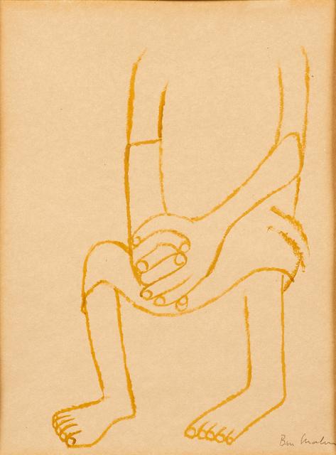 Ben Shahn, 'Untitled (Distressed Figure)', Rago/Wright