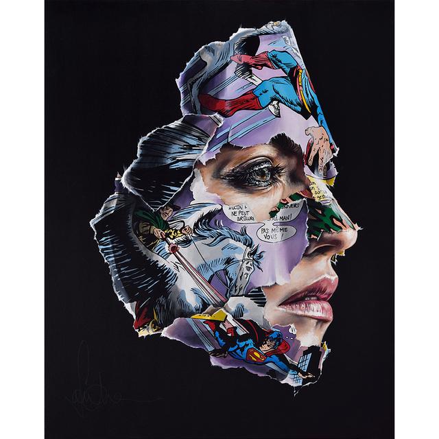 , 'La Cage et le ciel d'un été mort,' 1997, Galerie C.O.A