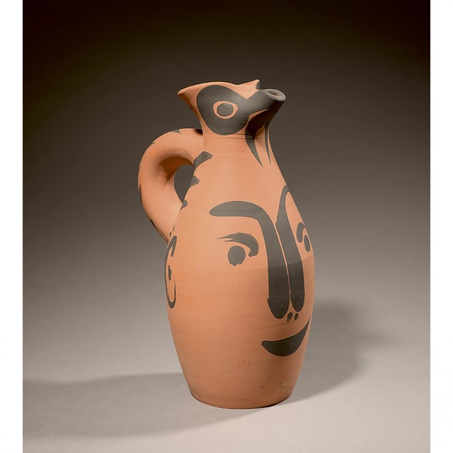 , 'Yan visage,' 1963, BAILLY GALLERY
