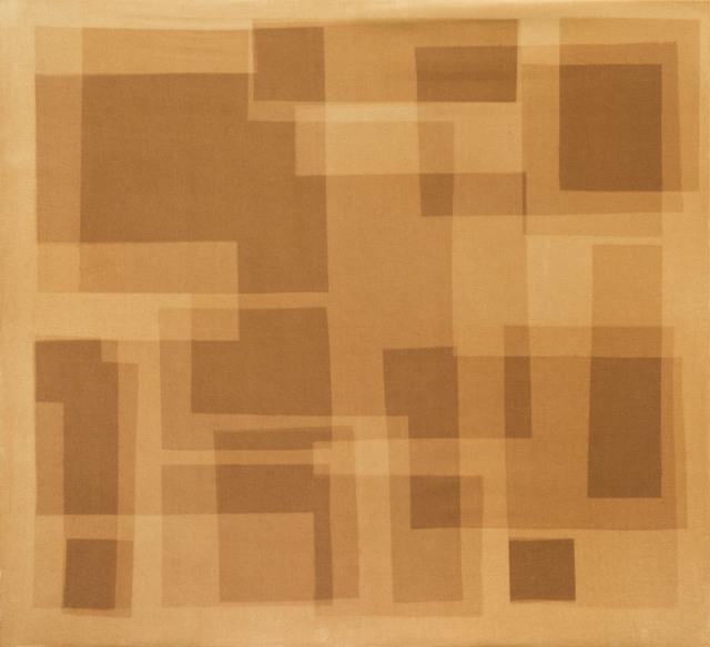 Nicolas Grospierre, 'Heliographia. Rust', 2017, Alarcón Criado
