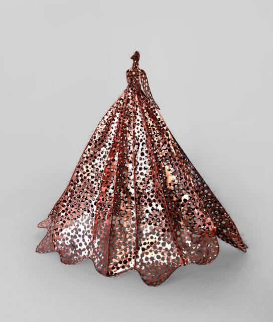 Lesley Dill, 'Copper Bird Little', 2014, Nohra Haime Gallery