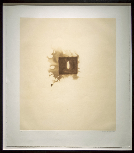 , 'Untitled (from Skowhegan),' 1992, Richard Levy Gallery