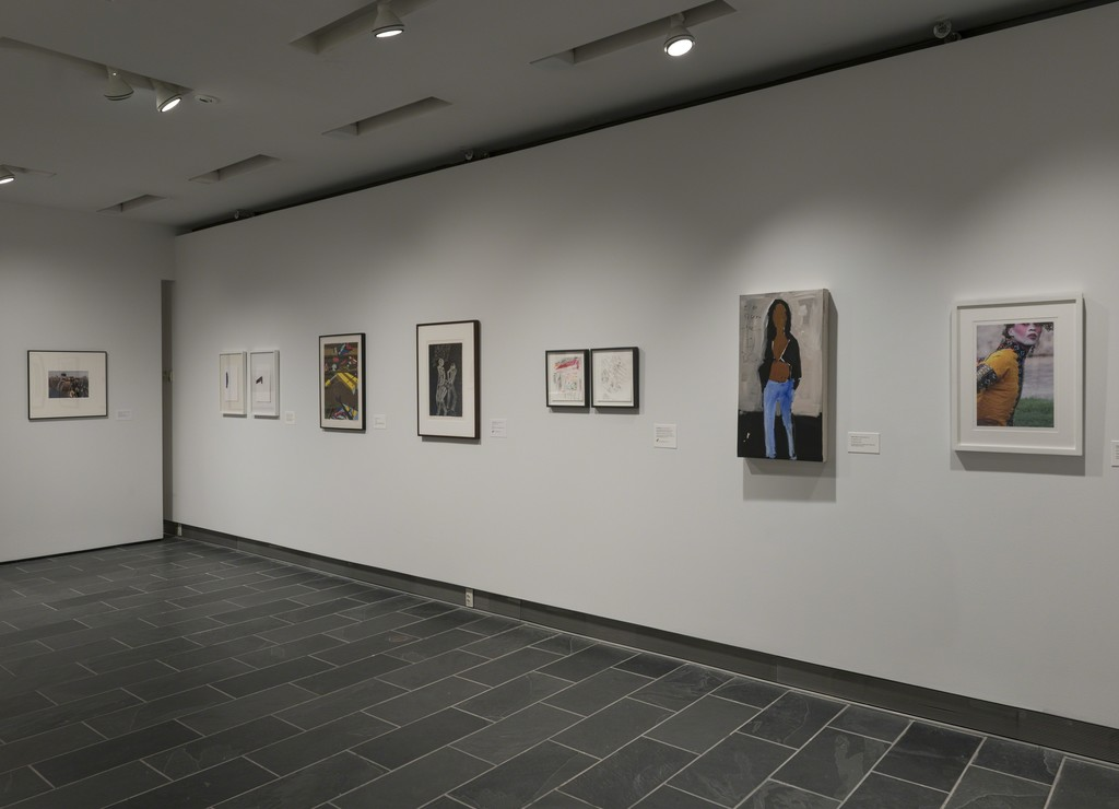 Their Own Harlems (installation view).  The Studio Museum in Harlem, July 20, 2017–January 7, 2018; Photo: Adam Reich