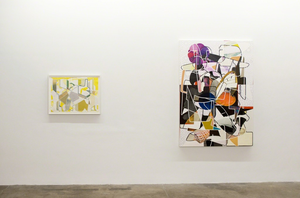 Aaron Wexler, Plotting Against Yellow, 2014, Knot In The No, 2014