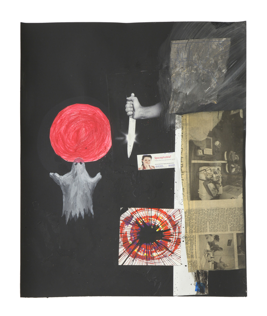 Tony Oursler, 'Untitled', 2008, Dep Art Gallery