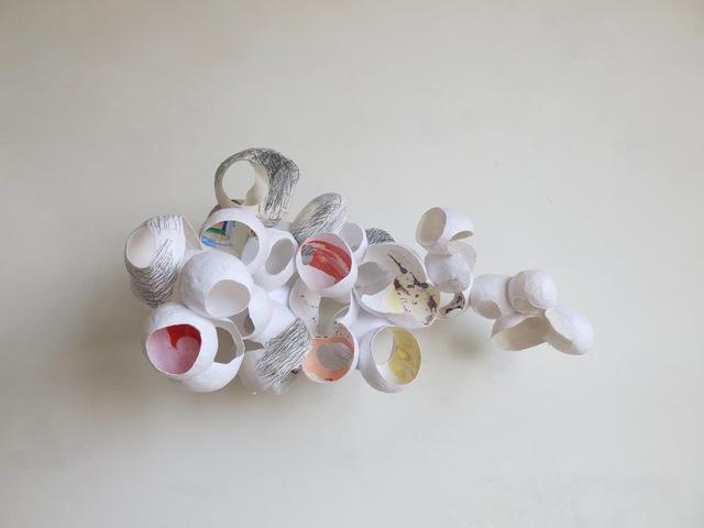 Katrien Vogel, 'No Title (festoen)', 2019, Galerie Franzis Engels