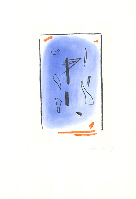 Albert Ràfols-Casamada, 'Primavera-2', 2002, Sylvan Cole Gallery