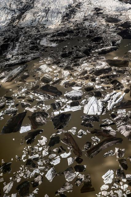 , 'Glacier. San Rafael, Chile.,' 2016, Magnum Photos