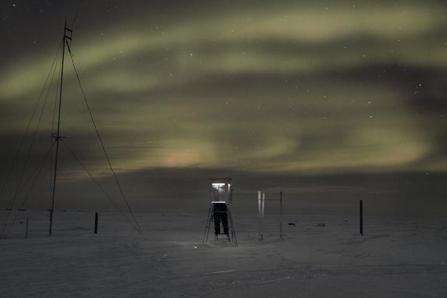 Evgenia Arbugaeva, 'Untitled #39, from the series Weatherman', 2014, The Photographers' Gallery | Print Sales
