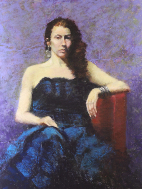 Therese Hartley, 'Susannah', 2019, The Galleries at Salmagundi