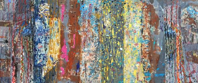 , 'You are so transparent,' 1990, Pacita Abad Art Estate
