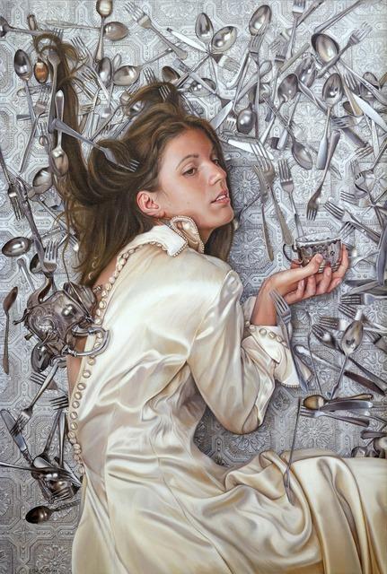 , 'Les aiguilles du temps qui passe,' 2016, RJD Gallery