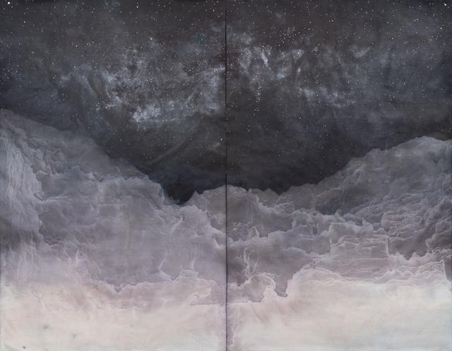 , 'Elemental (big sky),' 2017, K. Imperial Fine Art