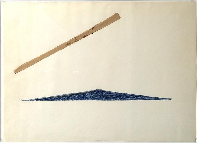 , 'Ohne Titel,' 1970, Carolina Nitsch Contemporary Art