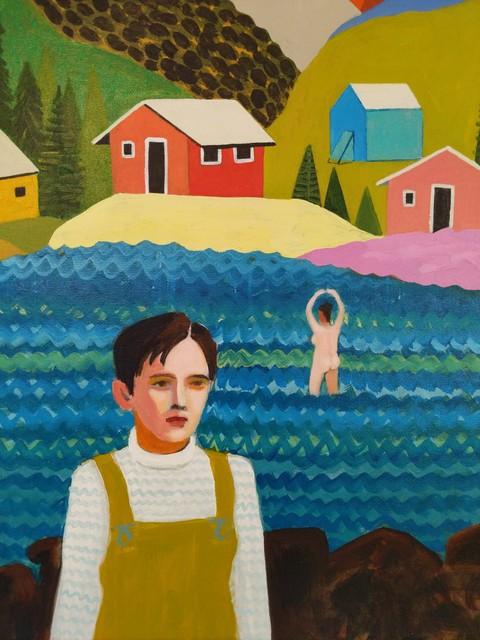 , 'Mountain Retreat,' 2019, Kittoe Contemporary