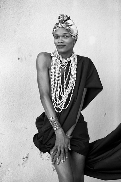 , 'Yaya Mavundla, Parktown, Johannesburg,' 2014, Wentrup