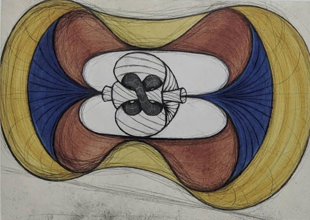 John Newman, 'Piccolo Roman Rosso', 1988, Capsule Gallery Auction