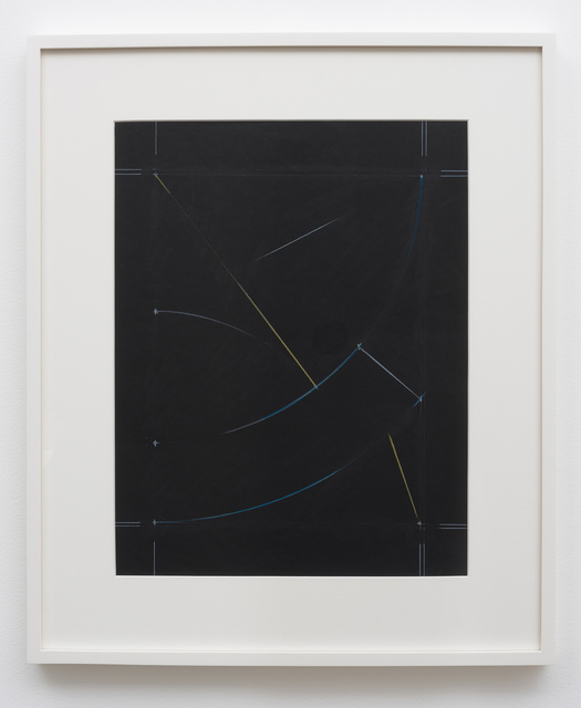 , 'Space in Two Dimensions,' 1971, Kayne Griffin Corcoran