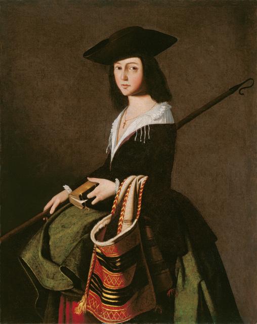 , 'Santa Marina (Saint Marina),' ca. 1640-1650, Museo Thyssen-Bornemisza