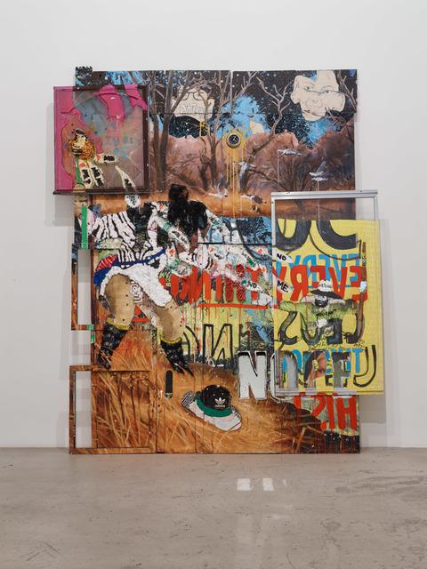 , 'Yep Nope,' 2015, Diane Rosenstein
