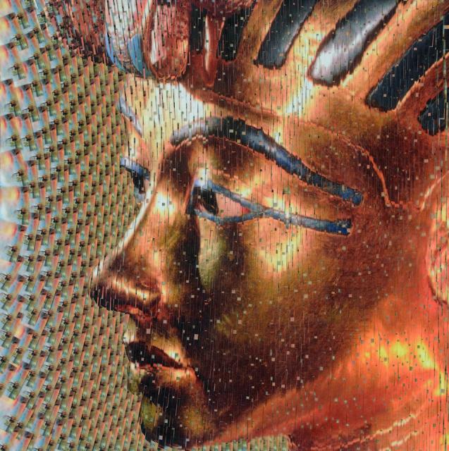 , 'King Tutankhamun,' 2010, Opera Gallery