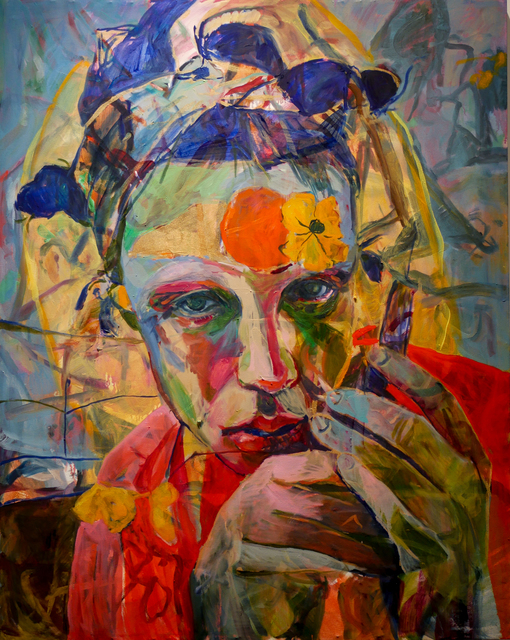 , 'Ode to Tim,' 2017, Linda Matney Gallery