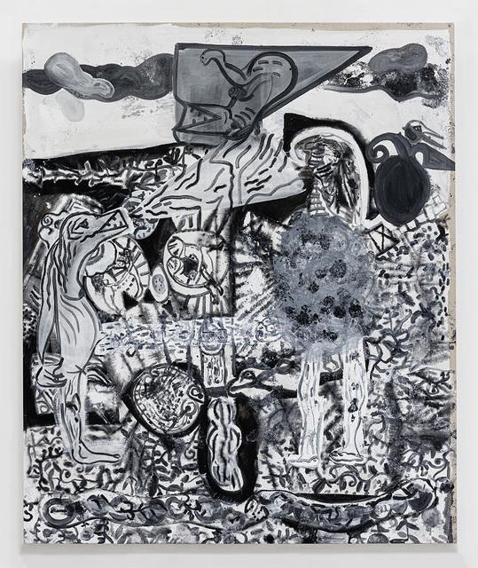 , 'The Communication,' 2019, David Kordansky Gallery