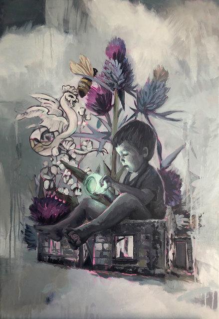 , 'Over the Ruin II,' 2019, NextStreet Gallery
