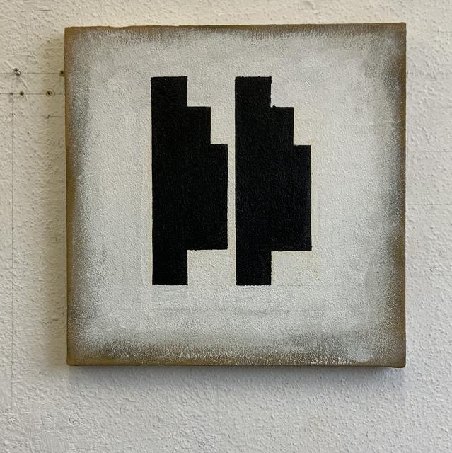 , 'Doppleganger N0 2,' 2018, Siger Gallery