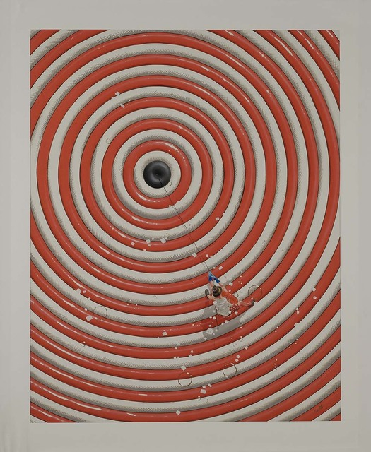 , 'Vertige,' 201707, Martin Lawrence Galleries