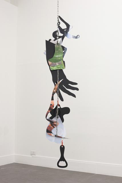 , 'Construction 433,' 2016, Galerie Christophe Gaillard