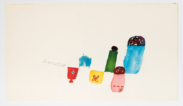 Edith Schloss, 'Untitled', 1968, Allan Stone Projects