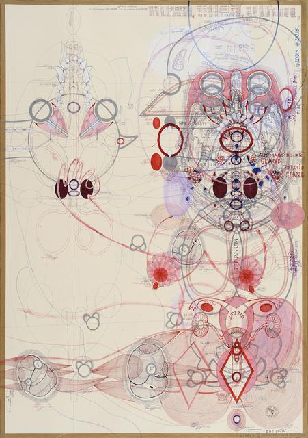 , 'Sans titre (20325),' 2017, Galerie Christophe Gaillard