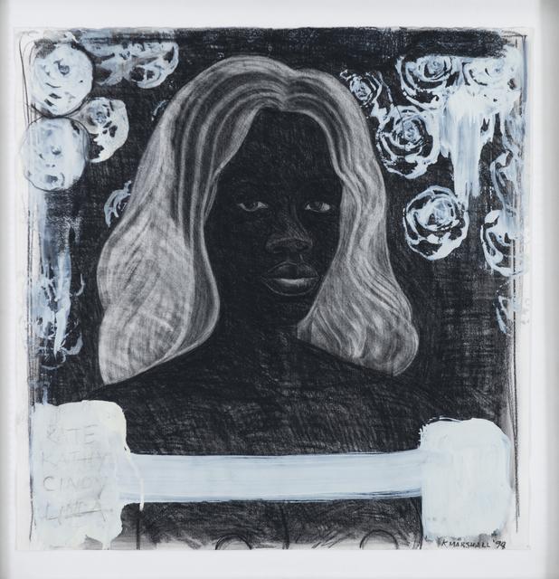 , 'Untitled (Self Portrait Supermodel),' 1994, rosenfeld porcini