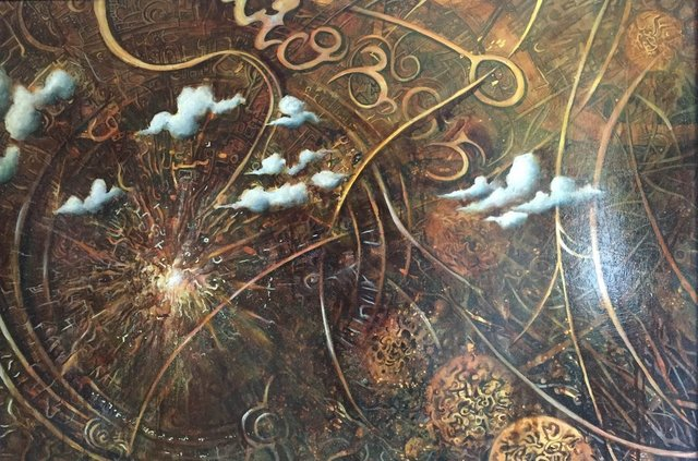 Artem Mirolevich, 'Big Bang', Urbaniza Studio Gallery