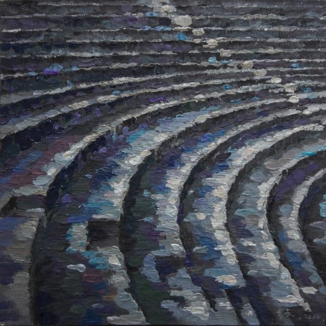 , 'Setting Sun,' 2014, Leo Gallery